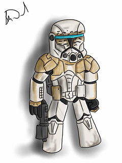 Republic Commando Greger