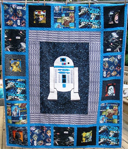 Artoo - Finished Quilt
