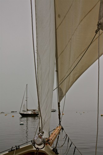 Sailing in Thick Fog 02