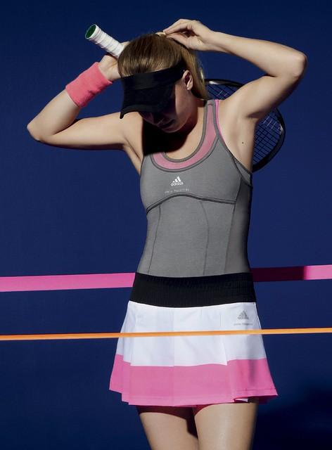 Caroline Wozniacki US Open outfit