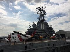 Little Italy, USS Intrepid