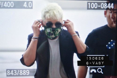 Big Bang - Incheon Airport - 26jun2015 - G_Vaby - 02