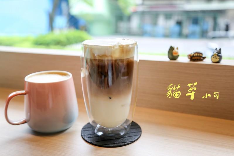 三重貓草 蛋糕甜點 咖啡館【新北市三重咖啡館】 貓草手作甜點,咖啡、下午茶推薦,三重有質感的咖啡館