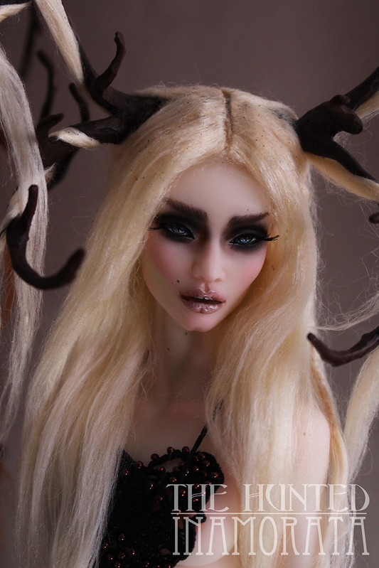 The Hunted - OOAK Inamorata collection for Moscow Doll Salon
