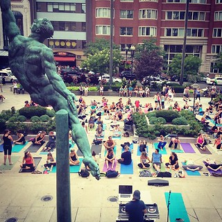 @devanderlin @nocinshaffer free yoga - thanks #lululemon