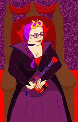 DMAtkins - Our resident Wicked Queen