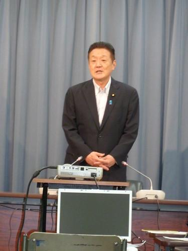 藤田財務副大臣