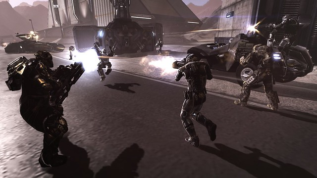 DUST 514 on PS3