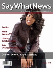 Angel Sessions Interview