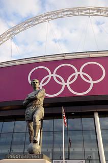 Olympic Bobby