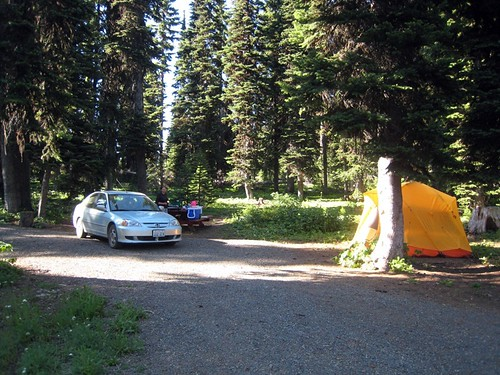 Misery Springs Campground