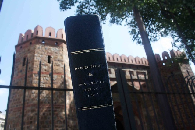 City Reading – The Delhi Proustians XXVI, Dilli Gate