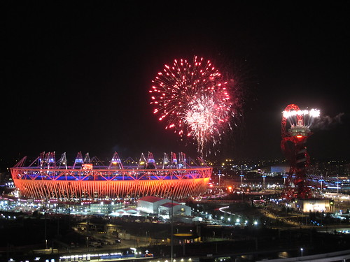 London 2012 Olympic Closing Ceremony by msdeegan