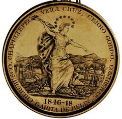 Burnett medal obv