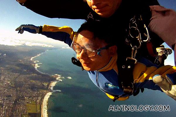 Free-fall!