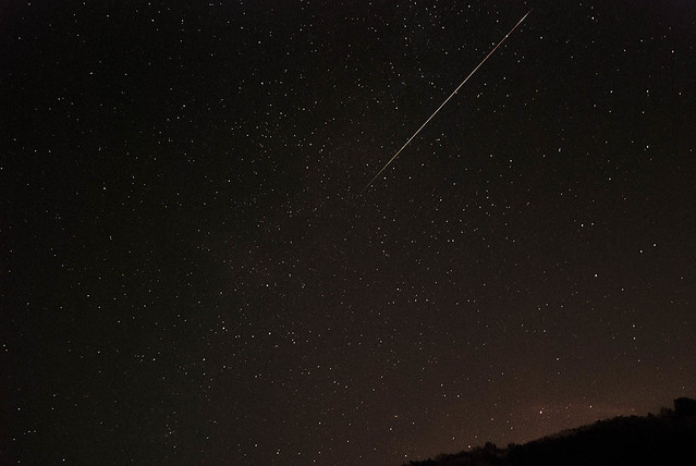Mosquito Hill Perseids