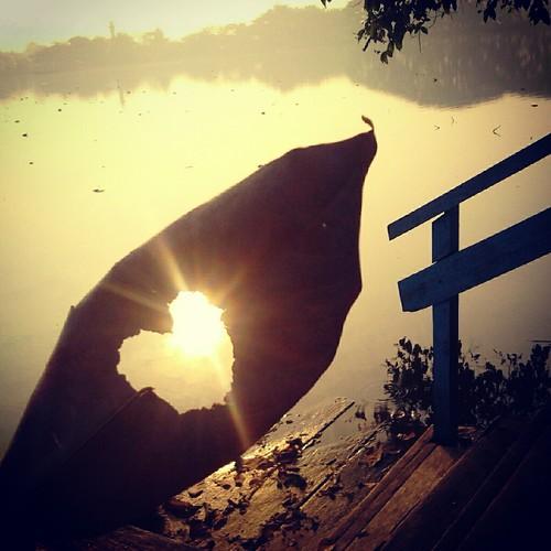 leave love sunrise rajalake