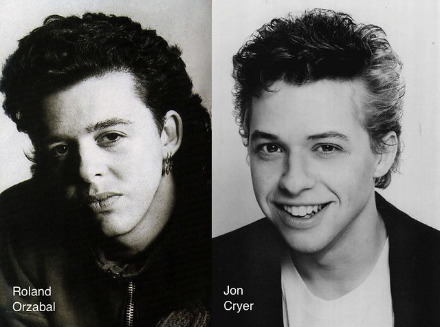Roland Orzabal and Jon Cryer