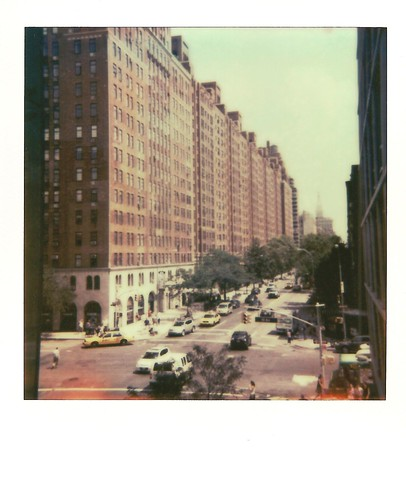 instant from the high line. nyc. 8.2.12