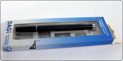Test stylets : Le stylet P507 de DAGI