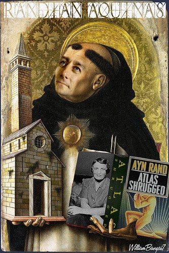 RANDIAN AQUINAS by Colonel Flick