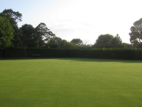 bowling lawn