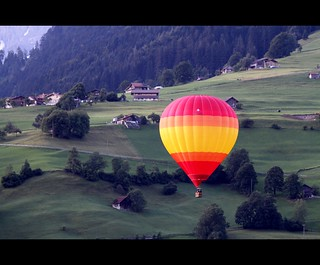 swiss balloon