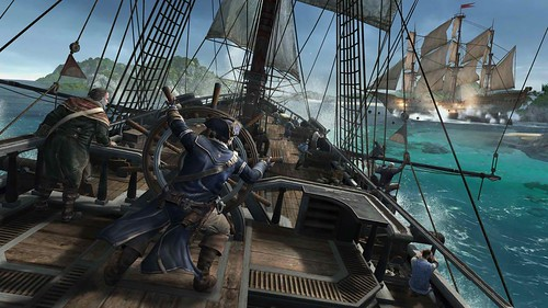 Assassin's Creed 3: Main Storyline Includes 4 Naval Battles