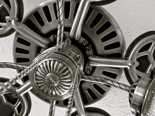228/365: Ceiling Fan