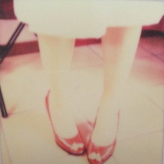 """Red Shoes""--Roid Week Day 4"