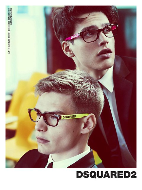 Ralfs Javoiss0010_DSquared2 FW12 Ph Mert Alas & Marcus Piggott(SCOOP)