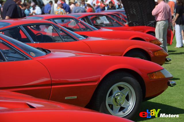 Concorso Italiano 2012 - Ferrari