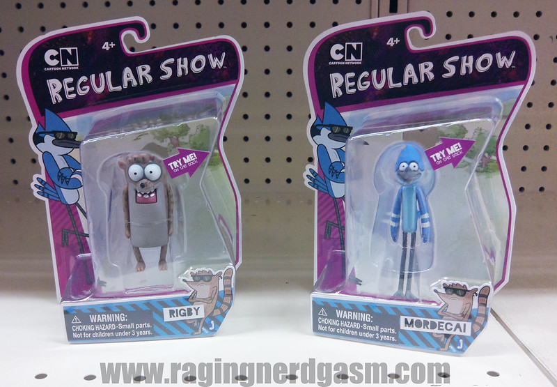 Regular Show Figures Jazwares 3 inch06