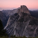 half dome from Glacier Point by bertdennisonphotography