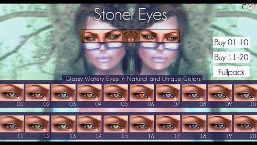 cStar - Stoner Eyes