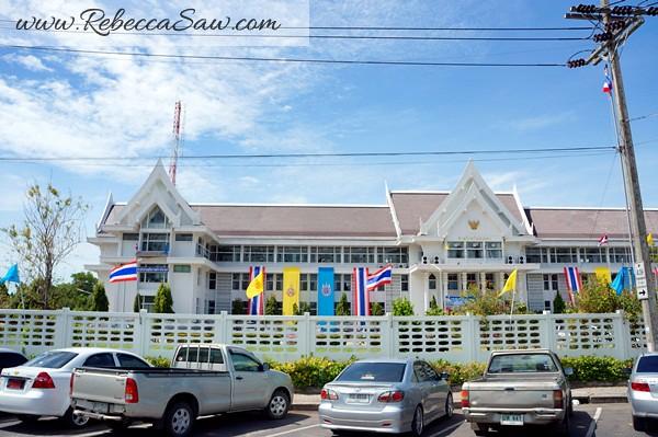 Singora Tram Tour - songkhla thailand-002