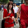 Lady in Red I / III