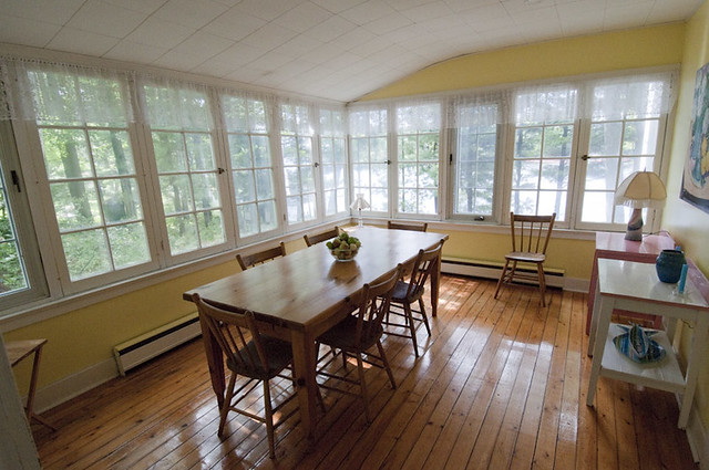 dining room sunroom off kitchen flickr photo sharing