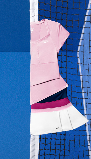 Li Na US Open outfit