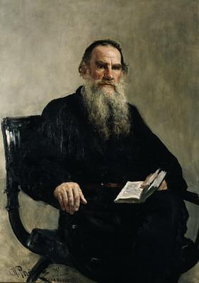 トルストイの肖像