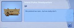 Island Police Headquarters