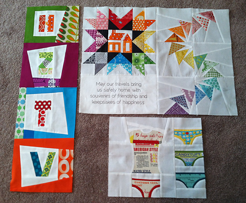 Traveling Quilts Received