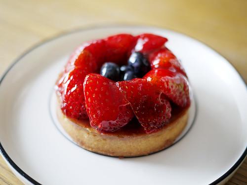 08-27 strawberry tartalette