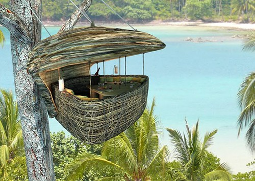 The Dining Pod, Thailand