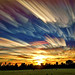 Smeared Sky Sunset by Matt Molloy