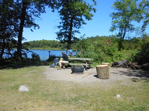 Beers Lake Campsite