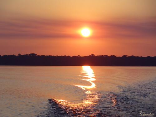 Feliz quarta sunset!