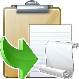PasteAsFile:右鍵將剪貼板內容保存為文件的小工具 | 愛軟客