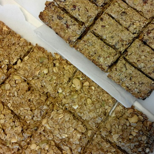 Fruit & Seed Bars and Granola Bars