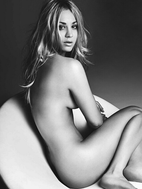 Kaley Cuoco Nude Photo 108